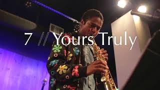 Jazz Marlonius Quartet - YOURS TRULY (album teaser)