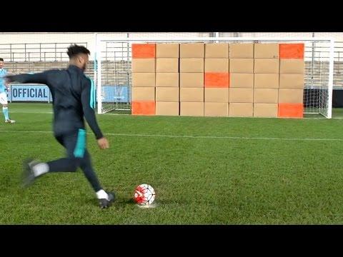 Soccer Trick Shots   Dude Perfect