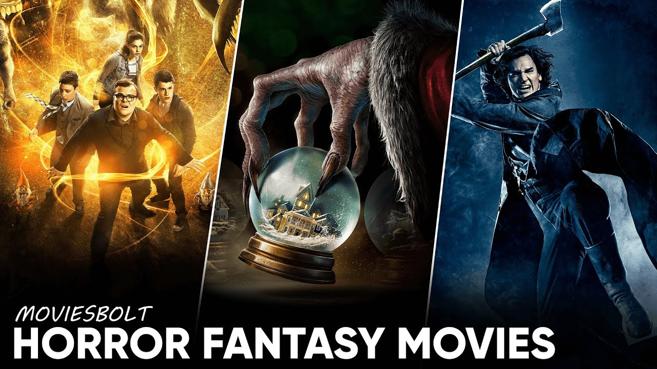 Download TOP 10 Amazing Horror Fantasy Movies in Hindi | Best Fantasy Movies | Moviesbolt