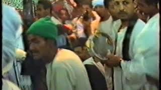 مقطع نادر .. أجمل مديح فى حب رسول الله للرائع أمين الدشناوي #مولد_الإمام_العربي 1999