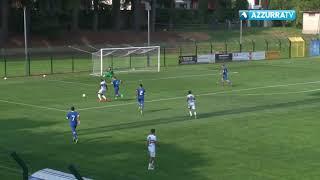 Serie D Girone A Verbania-Prato 1-5