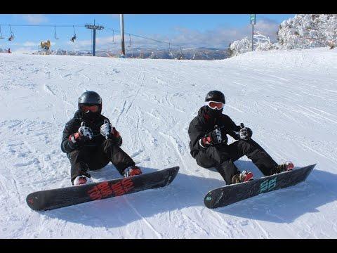 Mt Hotham 2014 Ski trip (Greenwood/Woodvale)