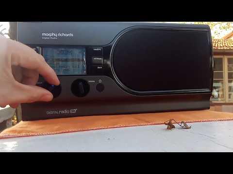 Radio Kuwait 13650 DRM X 15540 DRM (Same signal)