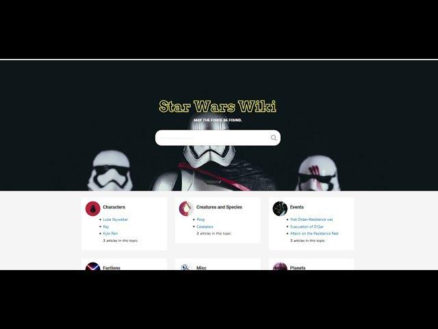 Creating a WordPress wiki website with Helpie Wiki plugin - Getting Started