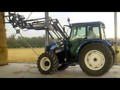 pinza balloni new holland t5050