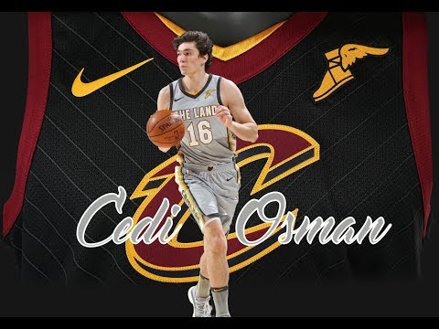 Cedi Osman Cavs Highlights
