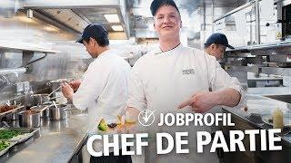 Jobprofil Chef de Partie | Die Crew | AIDA