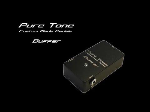 Do I need a Pure Tone Buffer Pedal?