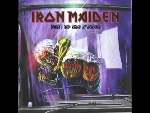 Iron Maiden Prowler studio version  bruce dickinson