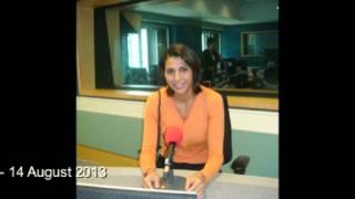 Nabila Ramdani - LBC - Does trouble in Egypt signal end of Arab Spring? - 14 August 2013