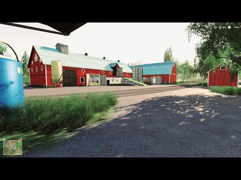NEW MOD MAP - SOUTHWEST NORWAY 19 V1.0: FARMING SIMULATOR 19 PREMIUM EDITION |