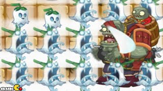 Plants Vs Zombies 2: ZOMBOSS KUNG FU Undead Zombies Glitch!( China Version)iOS/Android