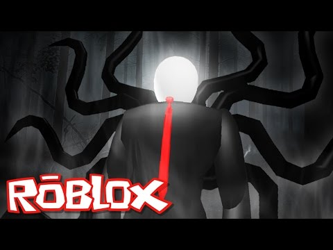 Roblox Halloween / Stop It Slender 2 / I Am The Slenderman!
