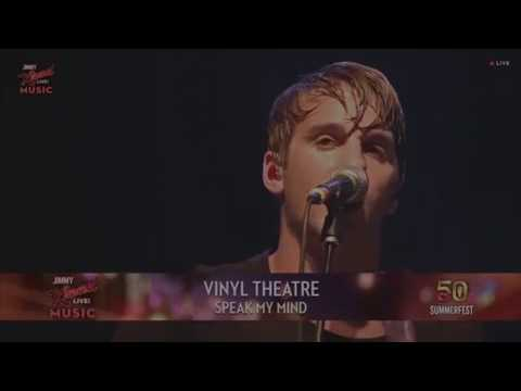 Vinyl Theatre - Speak My Mind - Live at Summerfest 2017
