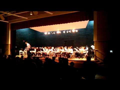West Bendle Middle School Concert 1-17-2012  Part 2