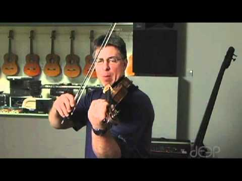 3rd Position on the Violin