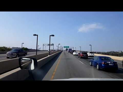 BigRigTravels LIVE! - St Paul, Minnesota to Eau Claire, Wisconsin - Interstate 94 - Sept 14, 2017