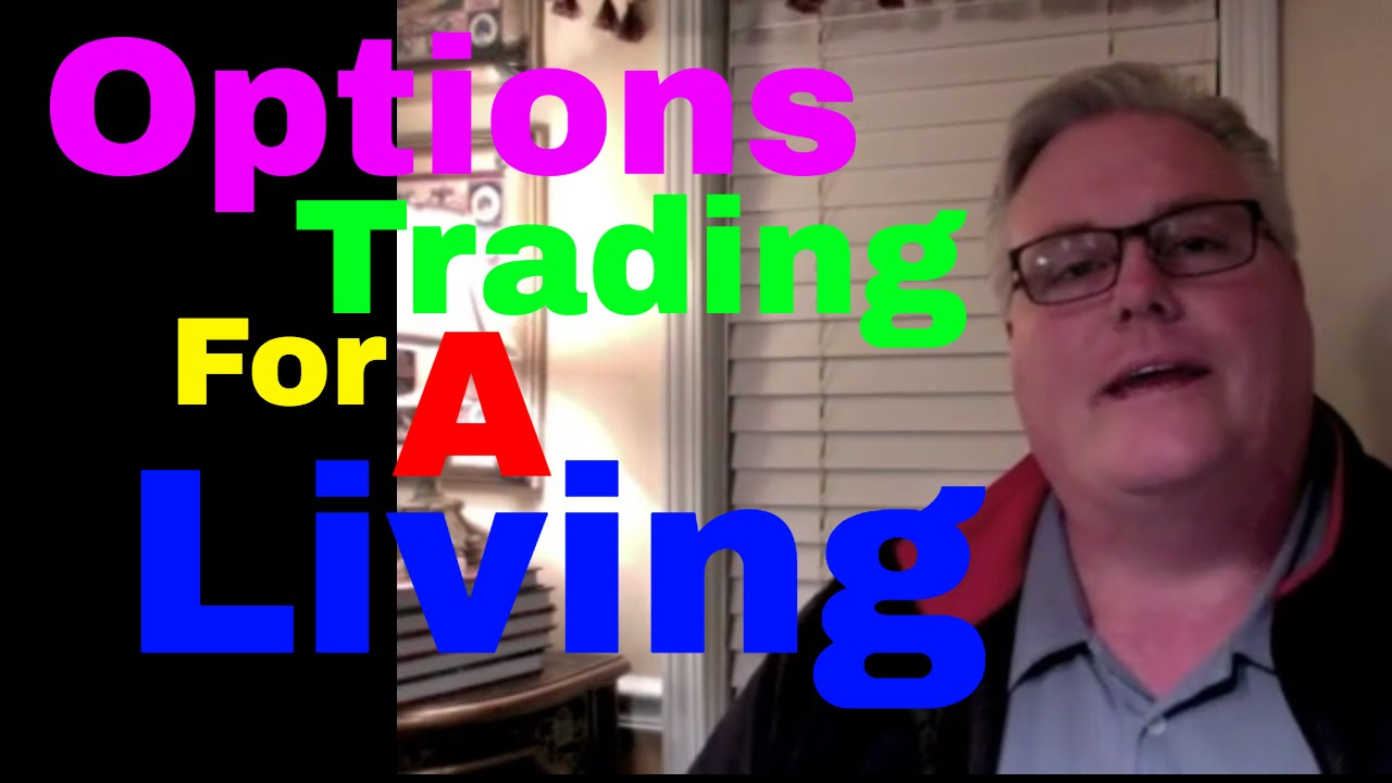Is it possible to make a living trading options