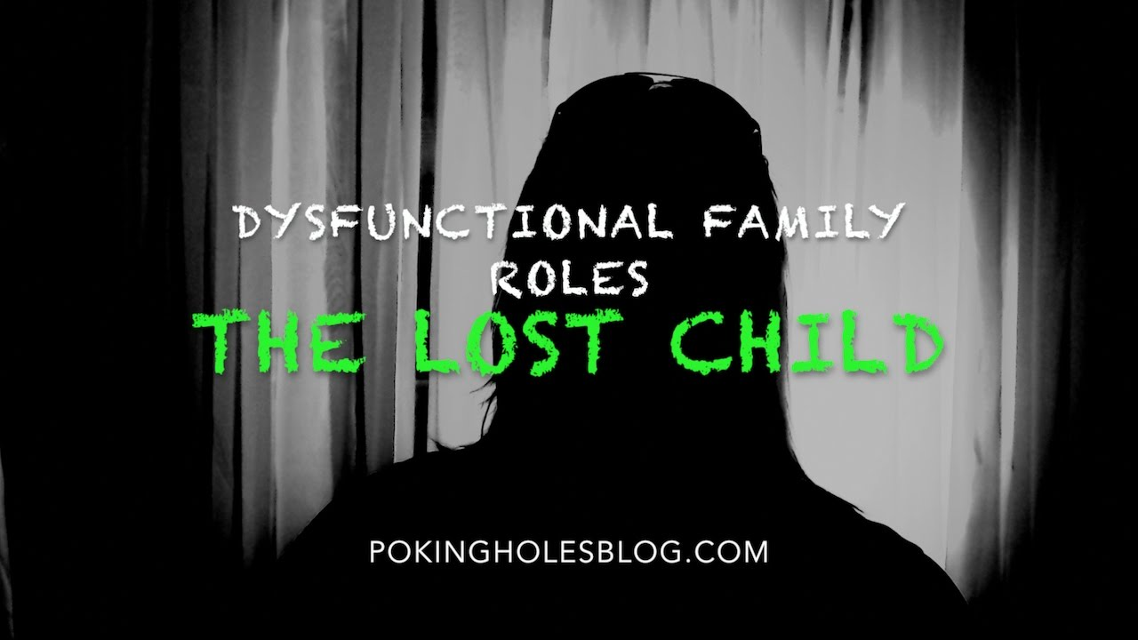 dysfunctional family roles the