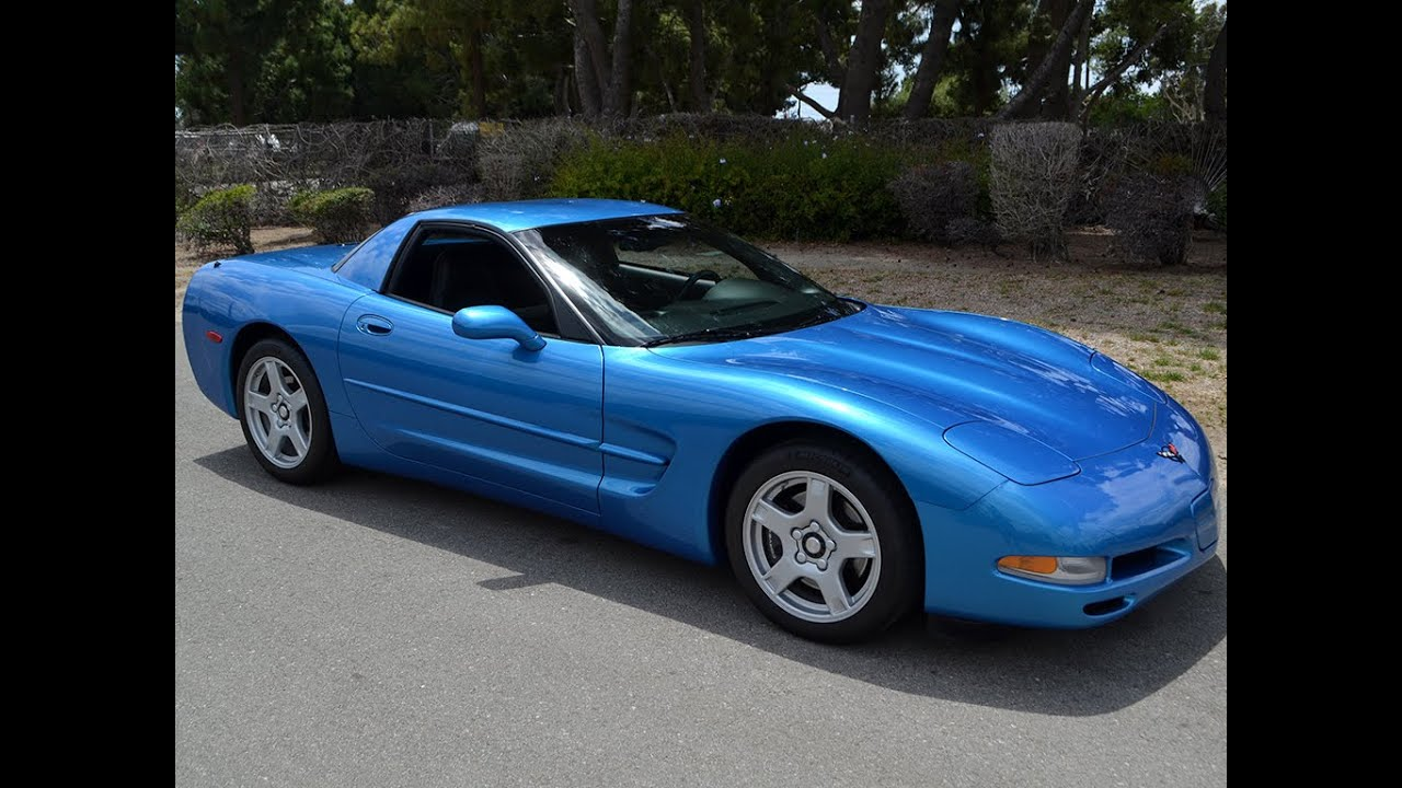sold 1999 chevrolet corvette fixed roof coupe for sale by corvette mike anaheim ca youtube. Black Bedroom Furniture Sets. Home Design Ideas