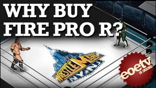 Why buy Fire Pro Wrestling Returns on PSN?