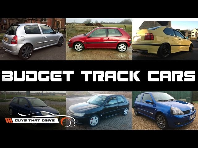 8 Of The Cheapest Potential Track Cars Gtd Budget Track Build Ep 1
