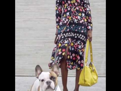 Boden clothing featuring Brixton