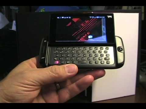 Hands-on with the T-Mobile Sidekick 4G
