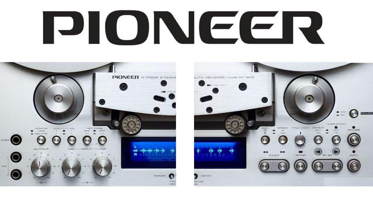 PIONEER RT-909 полная (урезанная))) версия ремонта