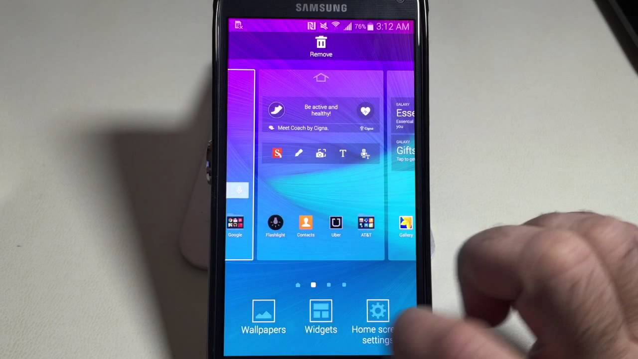 Samsung Galaxy Note 4 Tip: How to enable the magnifier