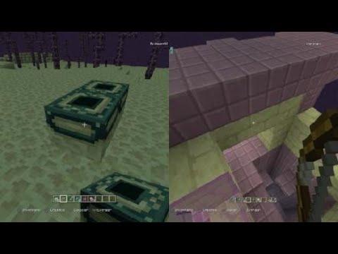 Minecraft: PlayStation®4 Fin del mundo dragón portal cuidad del fin Cooperativo creativo
