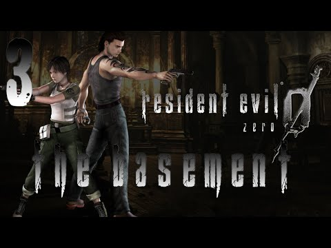 Resident Evil 0 HD (Ps4) - Hard - S Rank - No Healing - Basement