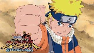 Наруто покидает Деревню | Naruto Shippuden: Ultimate Ninja Storm Generations Русские субтитры