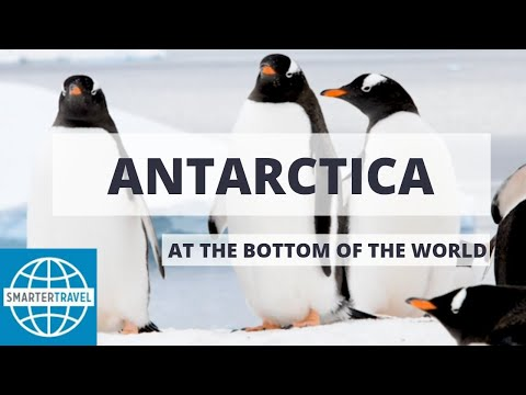 Antarctica: At The Bottom Of The World | SmarterTravel