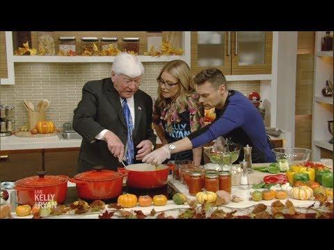 Joe Ripa's Thanksgiving Recipe
