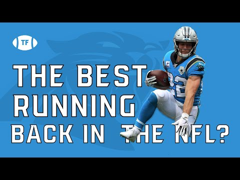 Is Christian McCaffrey the BEST Running Back in the NFL? | Carolina Panthers | Film Study