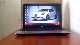 Обзор ноутбука Acer E1 571