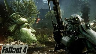 Fallout 4 геймплей Русская озвучка
