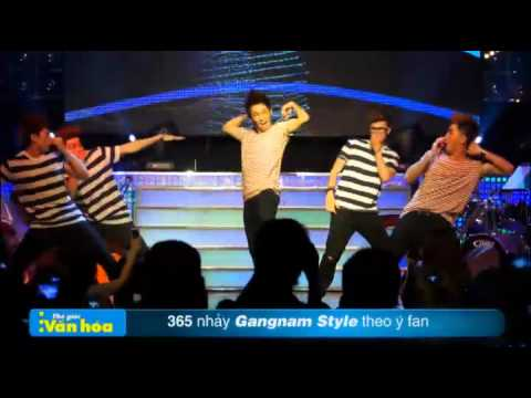 365 Band-Gangnam Style-Cover Dance
