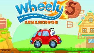 Wheely 5 Full Gameplay Walkthrough