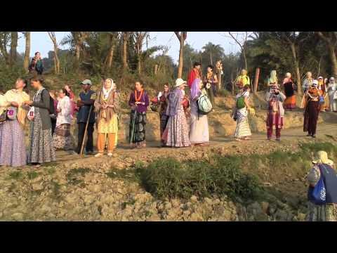 Trip to India. Mayapur - Vrindavan, Feb - Mar 2012. By Alex & Zina PART 1