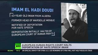 Debate: Discussing borders of free speech as France deports controversial imam