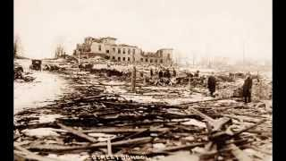 The Halifax Explosion 1917 Nova Scotia, Canada