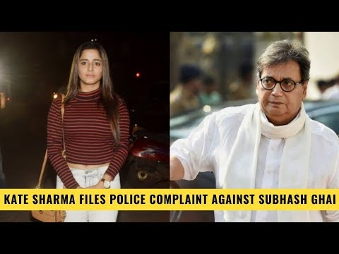 #MeToo : Kate Sharma files a police complaint against filmmaker Subhash Ghai Mp3