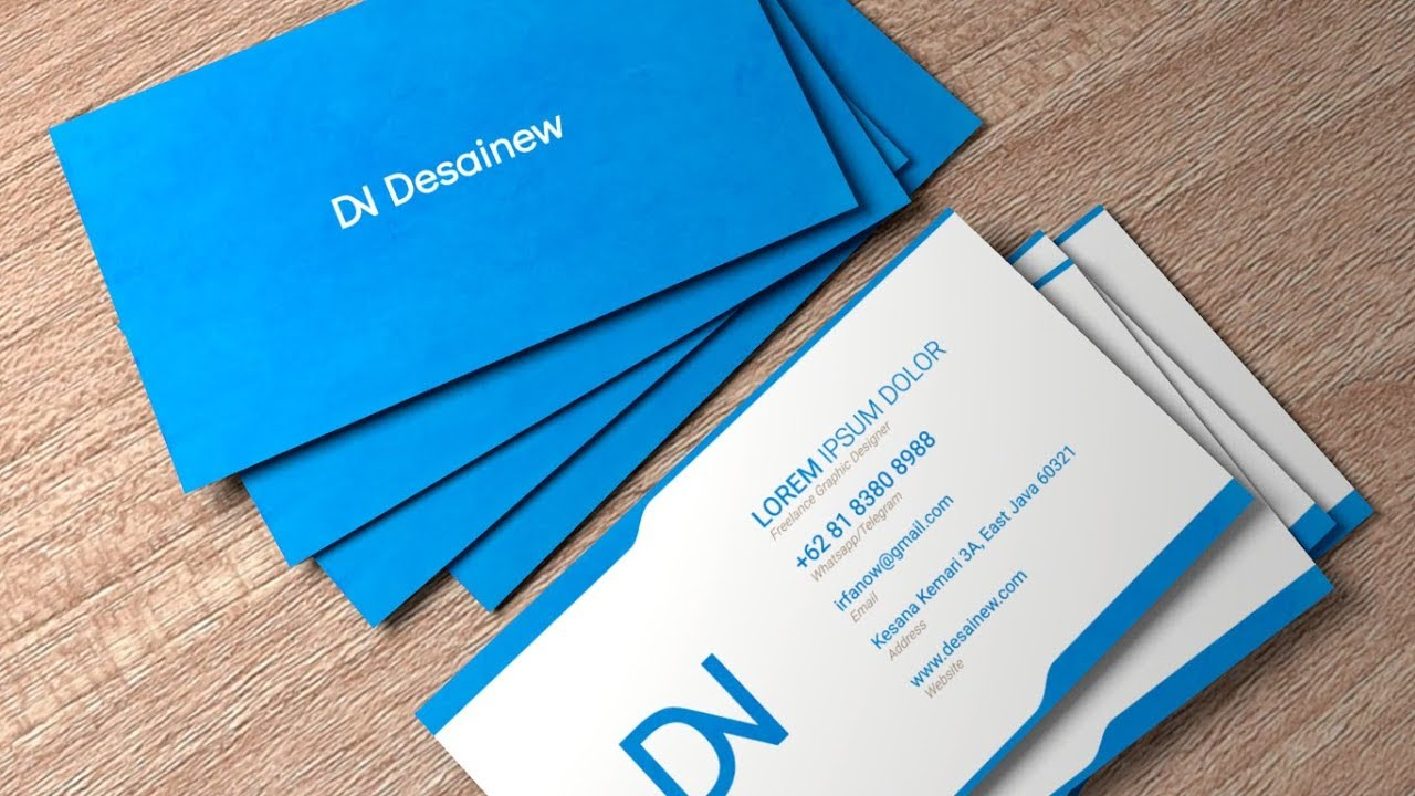 Business card mockup tutorial in blender youtube business card mockup tutorial in blender colourmoves