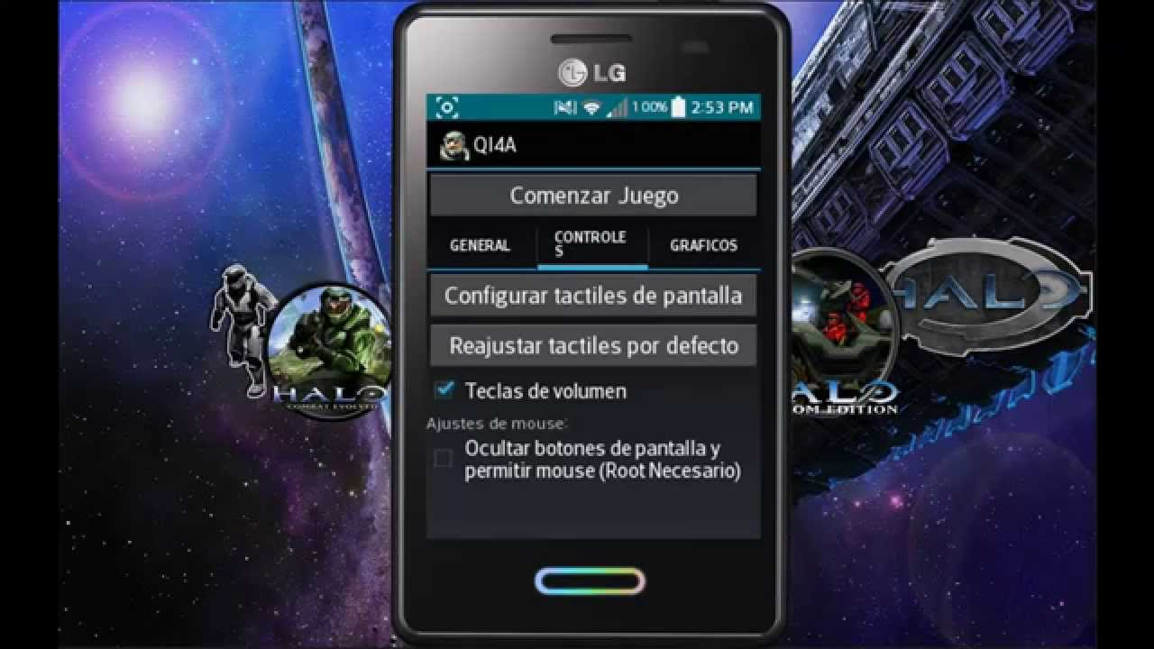 Halo 2015 download quot idioma espa 209 ol quot review app android youtube