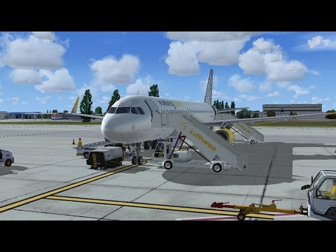 Airbus A320 | Bucharest - Istanbul | Vueling Airlines |