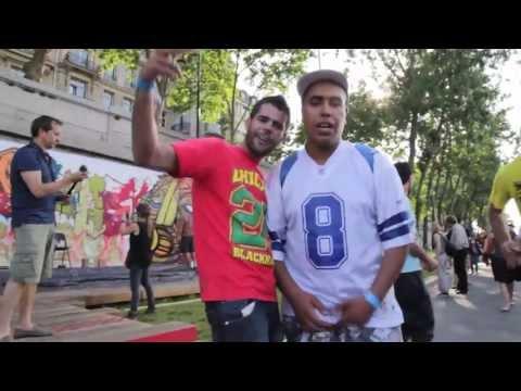 Phenix & Klay BBJ - Paris Hip Hop 2013
