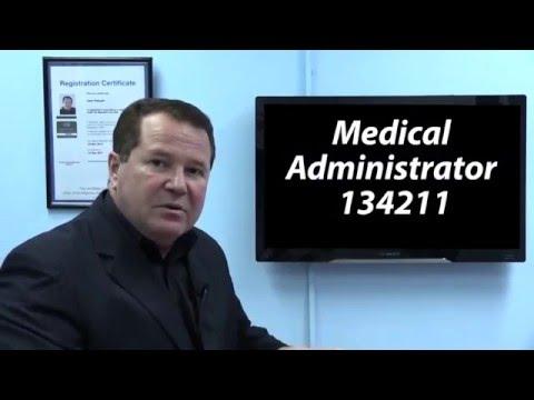 #12 - Medical Administrator