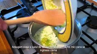 Prajitura Bezea Cu Lamaie - Lemon And Lime Meringue Pie